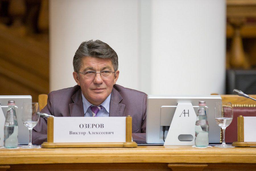 Заявление Озерова В.А. об его исключении из состава СПК НСБ